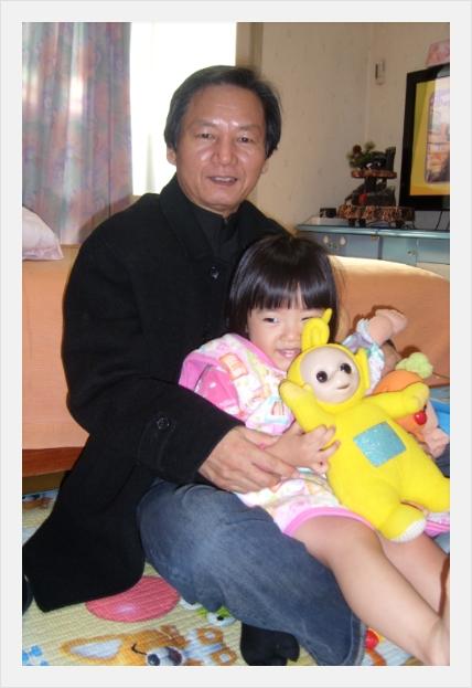 조카 유현주양과의 메리크리스마스(2010년)