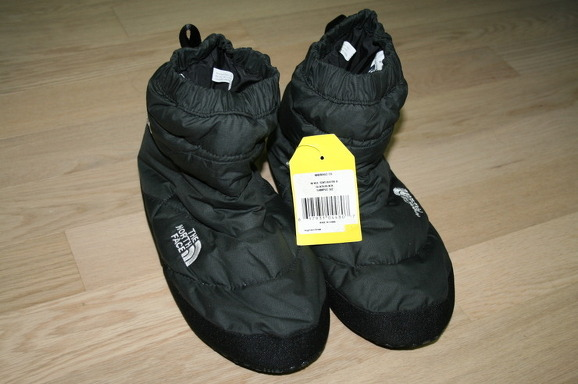 Style Boots & The North Face Mens NSE Tent Booties