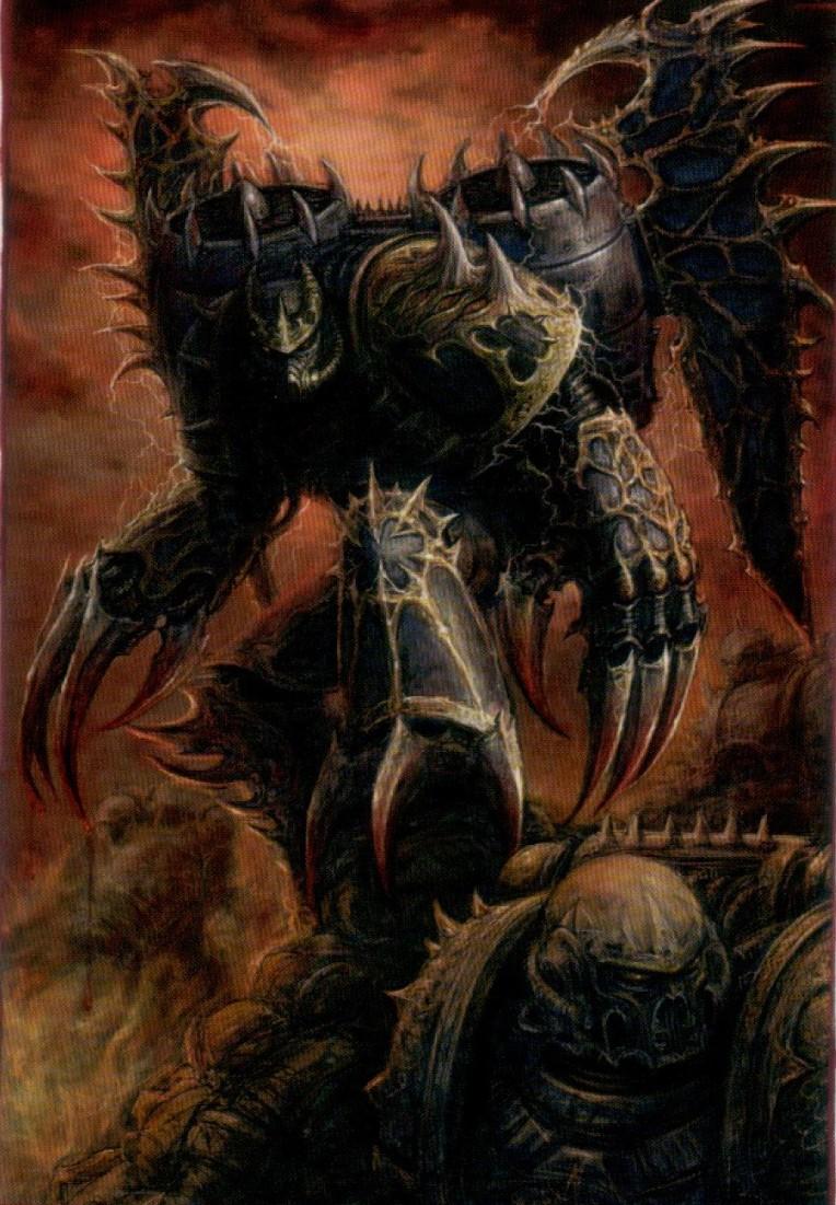 black daemon фото
