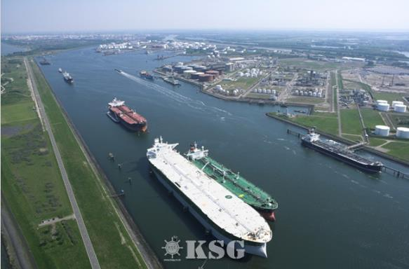 유럽 수출항로 월간 물동량 160만 TEU 돌파