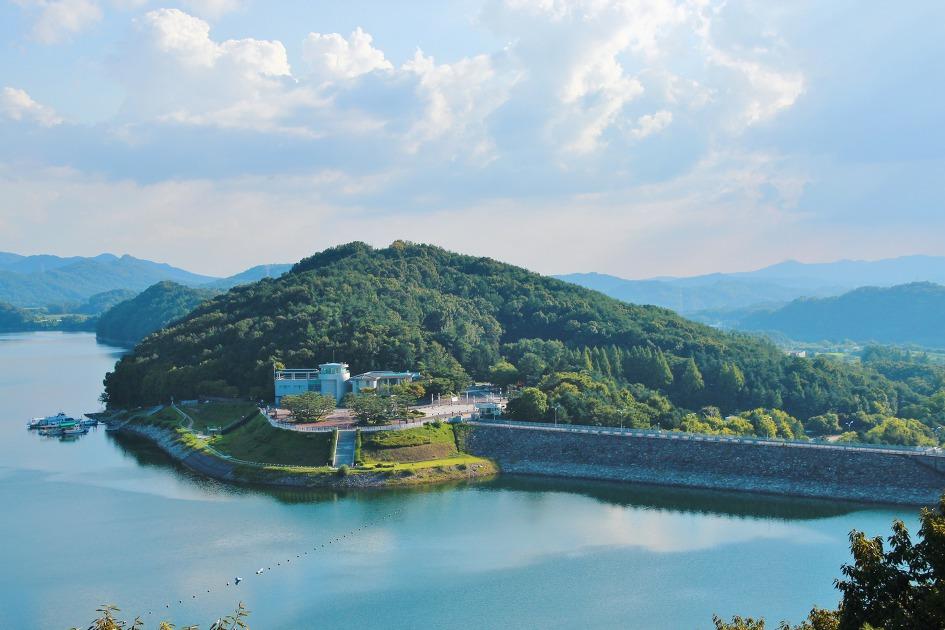 대청호 구룡산 산행사진 (2019.08.13)