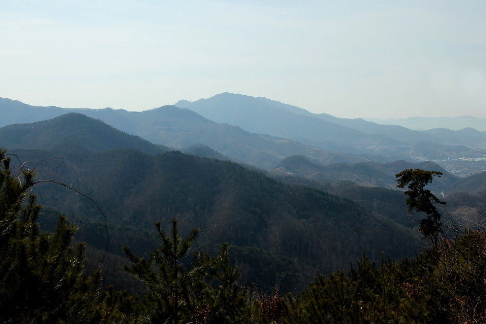 忠州インドゥンサン登山(2020.2.24)